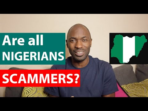 Are All Nigerians Scammers?   Nigerian Prince Scammer   Nigerian 419