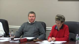 Boothbay Harbor Selectmen June 13, 2016