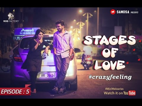 Stages of Love - Episode - 5 - CrazyFeeling - Telugu Web Series - Rod Factory
