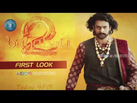 Video Baahubali 2 Official Teaser First Look - Prabhas | Ready2Release.com download in MP3, 3GP, MP4, WEBM, AVI, FLV January 2017