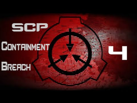 [FR] SCP Containment Breach - Episode 4 'Le old man et ENCORE des monstres invisilbe'
