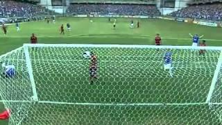 Jogo válido pela 11 rodada da série A do Campeonato Brasileiro 22/07/2012.