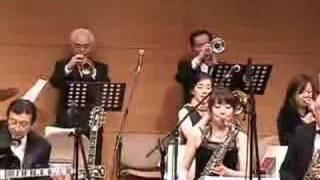 Download Lagu Fun Time Big Band-Tokyo-Sukiyaki-Ueomuite Arukoh Mp3