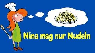 Kinderlieder Sternschnuppe - Nina Mag Nur Nudeln - Lustiges Kinderlied