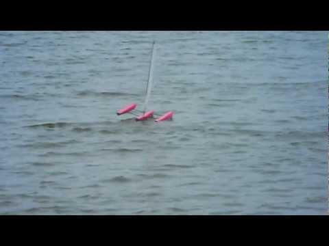 ST65 Race Trimaran - One Float
