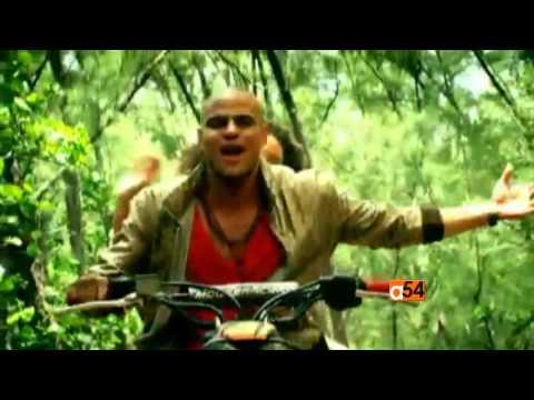Musician Mohombi Nzasi Moupondo (видео)