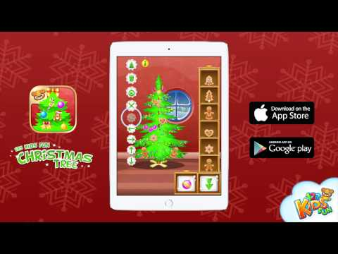 Video of 123 Kids Fun CHRISTMAS TREE