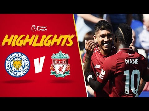 Highlights: Leicester City 1-2 Liverpool | Mane And Firmino Make It Four Out Of Four