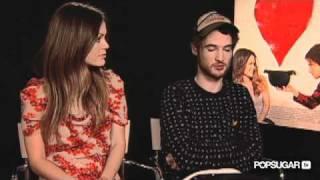 Tom Sturridge Calls Kristen Stewart an