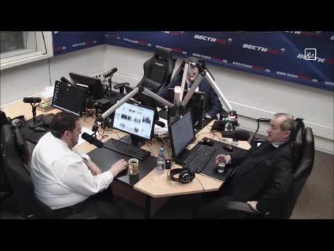 Вести ФМ онлайн: От двух до пяти с Евгением Сатановским (полная версия) 21.12.2016 (видео)