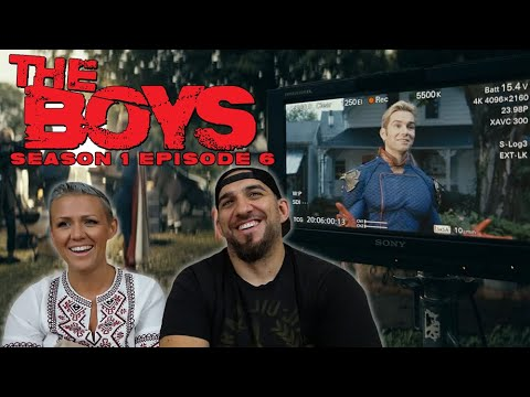 The Boys Season 1 Episode 6 'The Innocents' REACTION!!