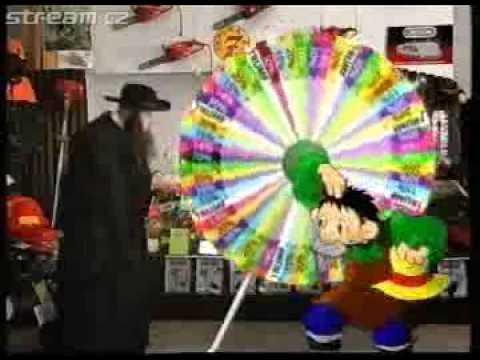 Zdeněk Izer a cenzurovaná reklama Mountfield (2005) (видео)