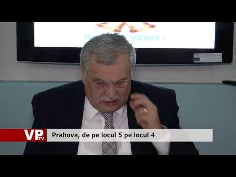 Prahova, de pe locul 5 pe locul 4