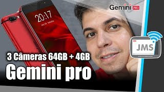 """Compre o Ulefone Gemini Pro 4GB e 64GB de Armazenamento → https://goo.gl/x28Fqe - Ulefone gemini pro review!SE INSCREVA NO CANAL →  http://bit.ly/jeffersonmeneses """" Sozinho somos um, juntos somos uma multidão! """" Baixe o app do CanalJMS para o Android - https://goo.gl/AclVvW** Me mandem coisas :] Caixa Postal: 89 CEP: 55002-970 - Caruaru/PE Brasil - Obrigado por assistir! (= Abração !Se quiser continuar acompanhando me siga nas redes sociais! Twitter: @canaljmsInstagram: @canaljmsSnapchat: jeffersonmewww.facebook.com/canaljmsContato comercial: jeffersonmenesess @ gmail . comMeu blog: http://canaljms.com"""