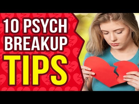 How to Get Over a Breakup in 2 Weeks - 10 Psychological Tips to Get over an Ex