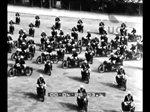 ANNI LUCE: Polizia 1959 (VIDEO)