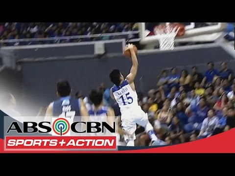 Kiefer - Watch Kiefer Ravena dominate the game with his Top 10 Plays. Subscribe to the ABS-CBN Sports And Action channel! - http://bit.ly/ABSCBNSports Visit our websi...