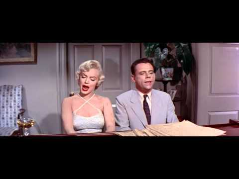 The Seven Year Itch Blu-ray Disc Clip #1 - Chopsticks