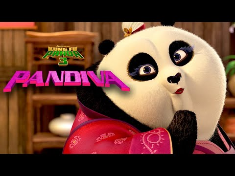 Kung Fu Panda 3 (Viral Clip 'Beauty Bear Necessities')