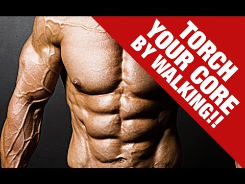 Exercises to Strengthen your Abs and Core Muscles: Prevents back pain