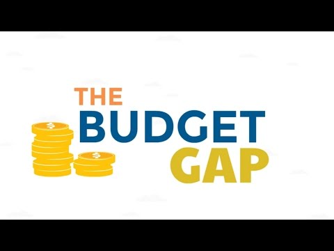 The Budget Gap