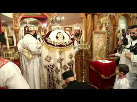 Ordination Liturgy of Father Mark - H.G. Bishop David - 11/28/2015