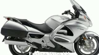 3. 2007 Honda ST1300 ABS - Specs