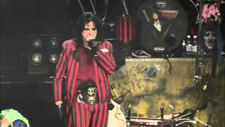 Download Lagu Alice Cooper - No More Mr. Nice Guy  (Live 2012) Mp3