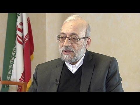 Ο επικεφαλής του Ανώτατου Συμβουλίου του Ιράν για τα Ανθρώπινα Δικαιώματα στο euronews