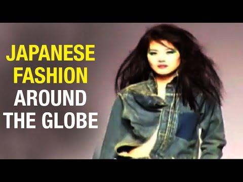 Japanese Fashion Around the Globe | Fashion Files | Lifestyle