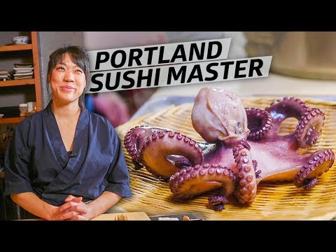 How Master Sushi Chef Kate Koo Charted Her Own Sushi Path — Omakase