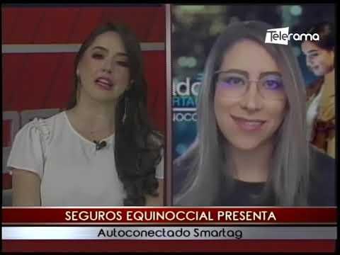 Seguros Equinoccial presenta autoconectado Smartag
