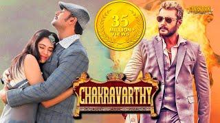 Chakravarthy Hindi Dubbed Full Movie   Darshan, Deepa Sannidhi