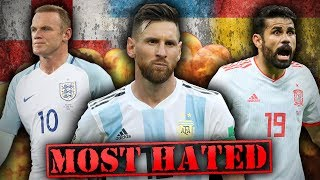 Video 10 Players HATED By Their Country! MP3, 3GP, MP4, WEBM, AVI, FLV April 2019