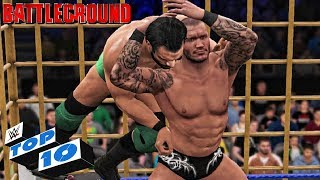 WWE Battleground top 10 predictions that most likely to happen at Battleground. Leave comment about your predictions for WWE Battleground. Be the member of Bestintheworld https://goo.gl/bh0dMlFollow me on Twitter https://goo.gl/g2hpKr