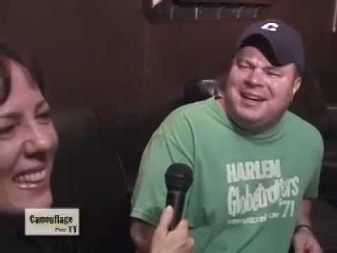 Comedian John Caparulo - bacne answers