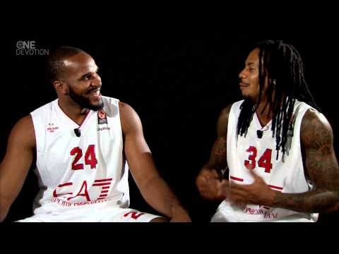 One-On-One interview: Samardo Samuels & David Moss, EA7 Emporio Armani Milan