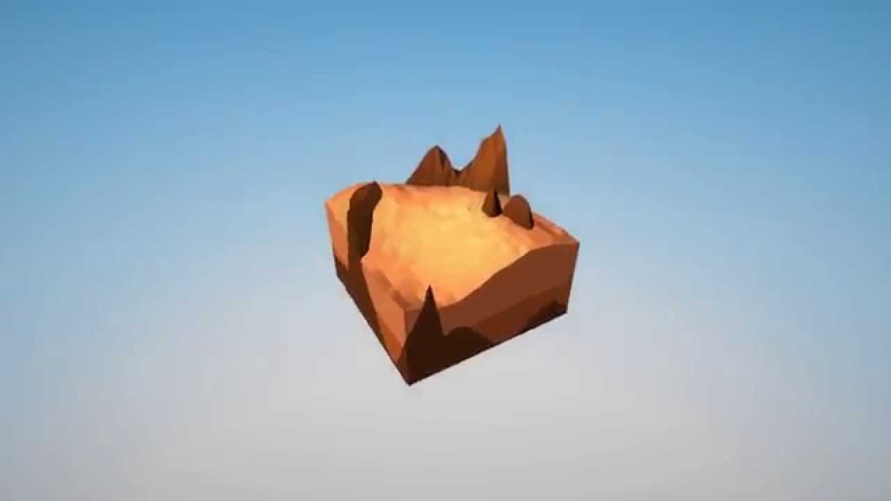 Low Poly Environmental God Game 'Biome' Coming to iOS Next Year