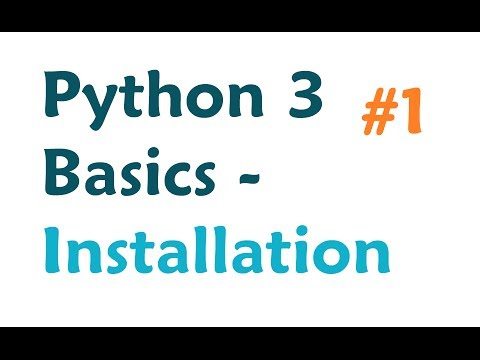 Installing Python 3 – How to install/use both Python 2 and Python 3