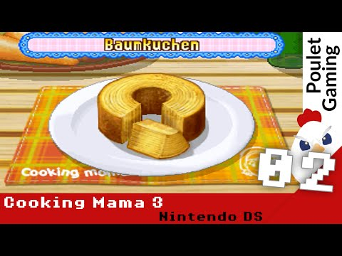 Cooking Mama 3 - Épisode 02