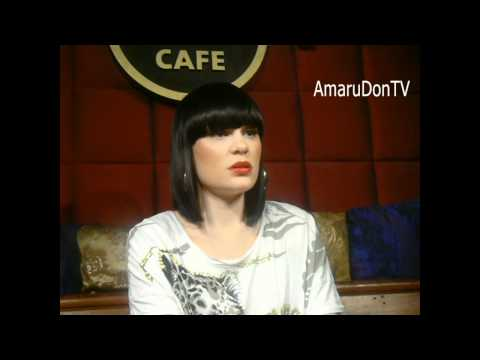 Jessie J interview w/ AmaruDon TV - working with Chipmunk & who she rates in the UK music scene