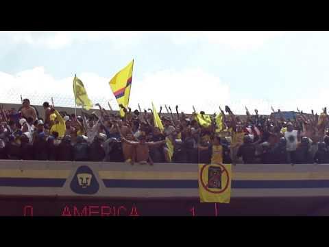 Ritual del Kaoz tras la victoria a Pumas - Apertura 2012 - Ritual Del Kaoz - América