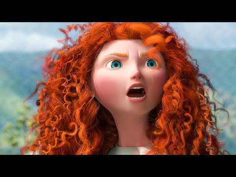 BRAVE All Movie Clips (2012)
