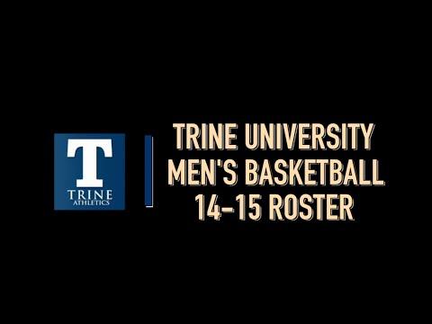 Thunder Men's Basketball 14-15 Roster