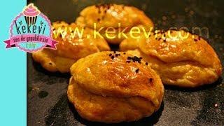 Kolay Peynirli Havuçlu Poğaça - Kekevi Yemek Tarifleri