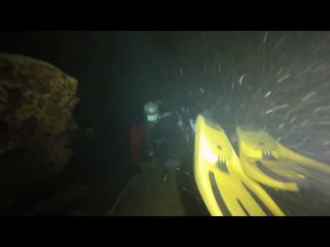 Knog  No Ordinary Night  Caving Diving