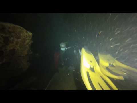 Knog  No Ordinary Night  Caving Diving