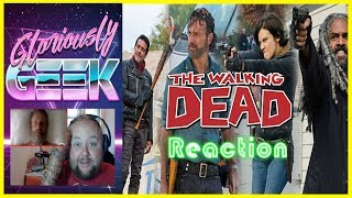 Gloriously Geek React's to Comic con trailer for SEASON 8 of The Walking Dead! The Walking Dead  Reaction  Season 8 TrailerSUBSCRIBE HERE ► https://www.youtube.com/channel/UCPAckJ3dleAOCJcMG4qhPQg?sub_confirmation=1Follow my Instagram ► http://instagram.com/gloriouslygeekFollow me on Twitter ► https://twitter.com/gloriouslygeekLike me on Facebook ► https://www.facebook.com/gloriouslygeekVisit Mick's Mixology ► https://www.youtube.com/channel/UCjnnQc-Wkt3pcGsguoVoIPQ?sub_confirmation=1