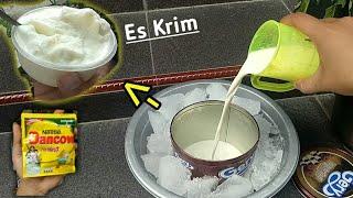Download Video ES KRIM DANCOW !!! Cara membuat es krim yang mudah tanpa kulkas MP3 3GP MP4