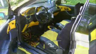 2003 Ford Focus ZX3 - Modified
